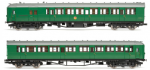 Hornby R3177 SR 2-BIL 2 Car Electric Multiple Unit Train Pack NRM